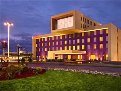 Map Location Of Hilton Garden Inn Monterrey Aeropuerto Hotel Monterrey Mexico