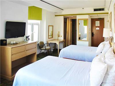 Habitaciones en el hotel monterrey macroplaza monterrey for Habitaciones conectadas hotel