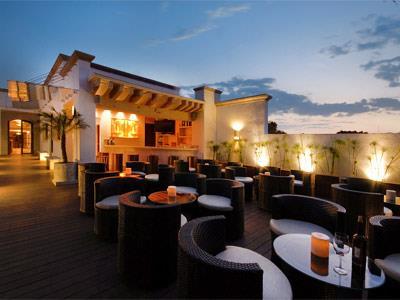 Hotel boutique casa san diego morelia for Terraza bar