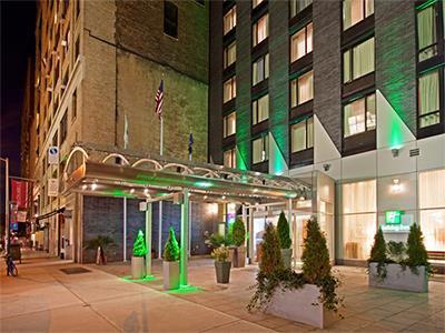 Holiday Inn Nyc Manhattan 6th Ave Hotel New York City