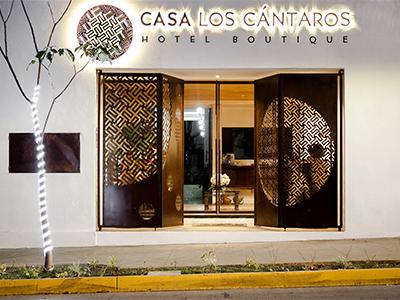 Hotel Boutique Casa Los C Ntaros Oaxaca