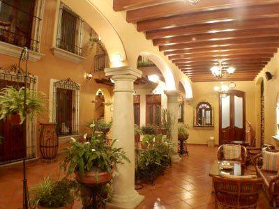 Hotel Boutique Parador San Miguel Oaxaca En Oaxaca M Xico