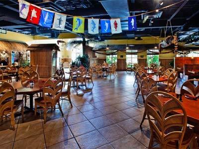 Holiday Inn Island Bar And Grille Restaurant