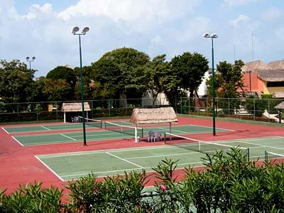 Tennis Court (s) Allegro Playacar