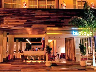 Hotel be playa en playa del carmen m xico for Best boutique hotels playa del carmen