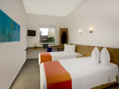 Hotel one playa del carmen centro for Ver habitaciones de hoteles