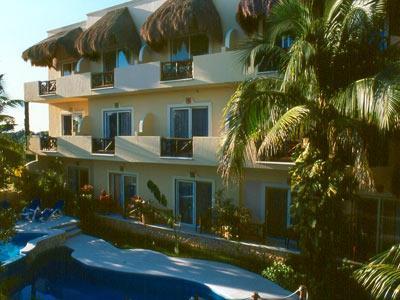 Playa del carmen for Hoteles playa con habitaciones familiares