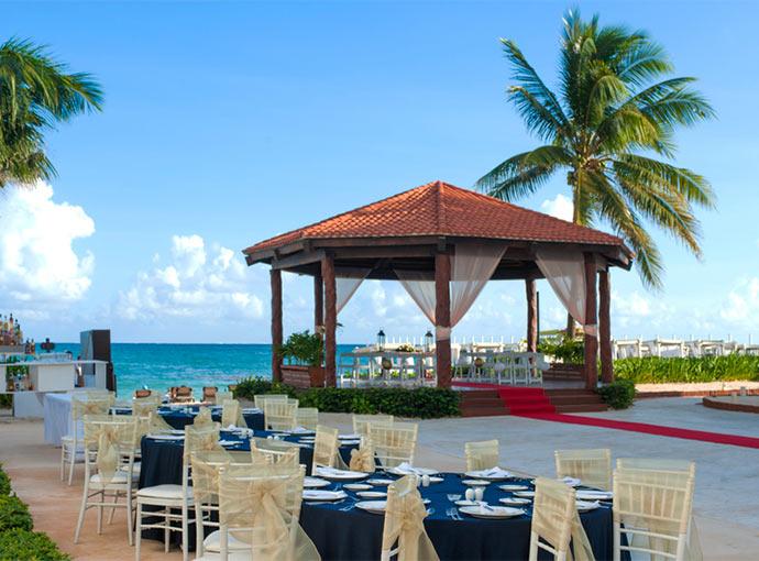 Facilidades Nupciales Hilton Playa del Carmen, an All-inclusive Resort