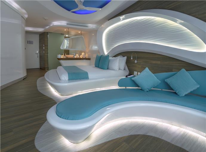 Premium Suite Partial Ocean View