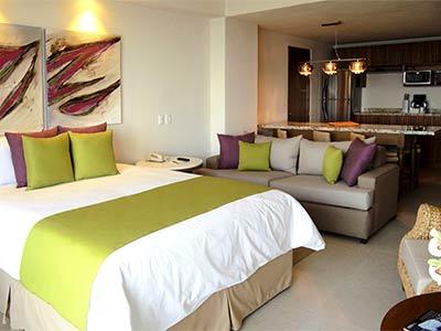 Habitaciones en el almar resort luxury lgbt beach front for Hotel luxury definicion