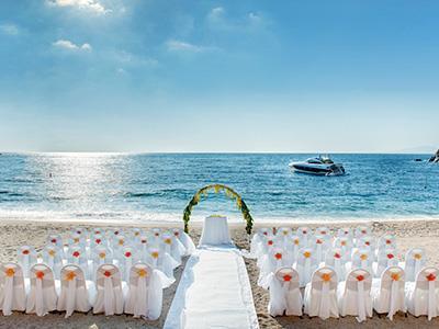 Wedding Facilities Barcelo Puerto Vallarta