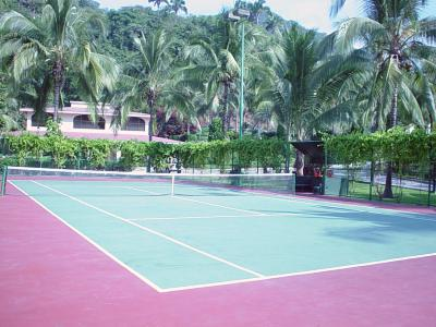 Tennis Court (s) Barcelo Puerto Vallarta
