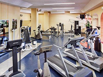 Fitness Center Barcelo Puerto Vallarta