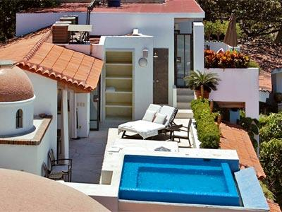 Casa c pula gay friendly boutique hotel for Jacuzzi exterior puerto rico