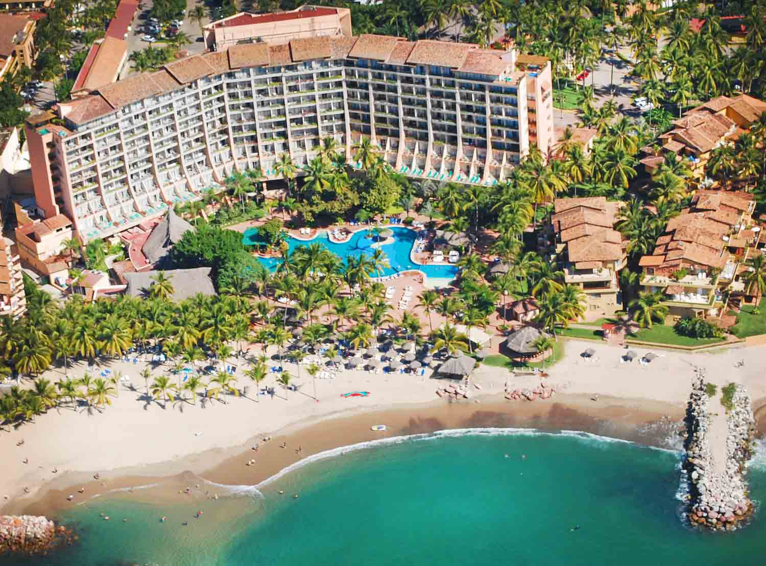Fiesta Americana Puerto Vallarta All Inclusive Spa Hotel In Mexico Booking