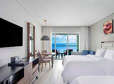 Junior Suite Una King Frente al Mar