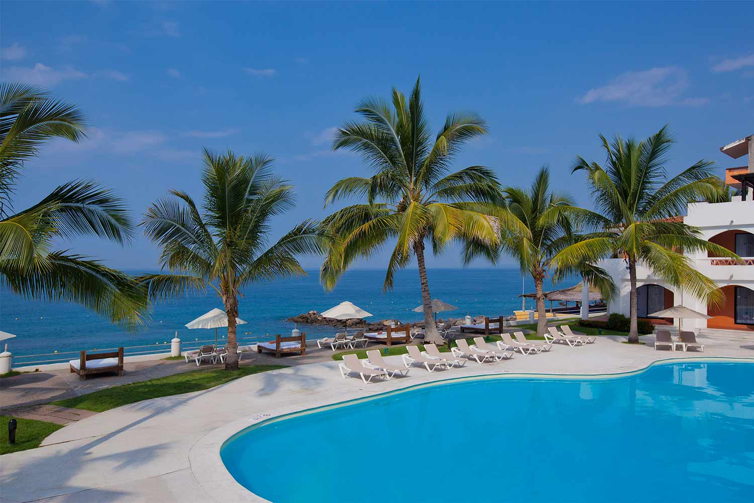 Plaza Pelicanos Club Beach Resort All Inclusive Puerto Vallarta - Puerto vallarta resorts all inclusive