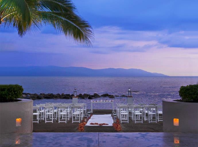 Facilidades Nupciales The Westin Resort and Spa Puerto Vallarta
