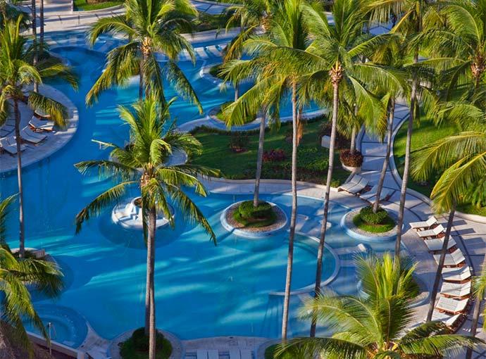 Piscina (s) The Westin Resort and Spa Puerto Vallarta