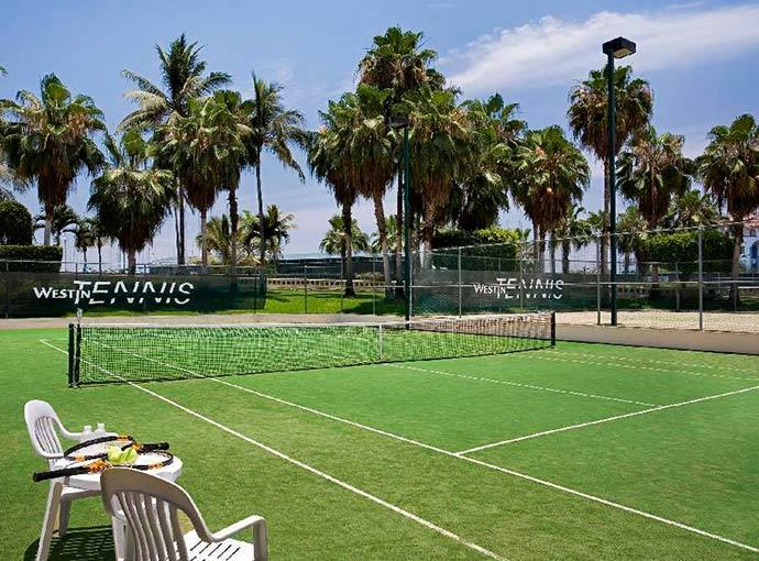 Cancha (s) de Tenis The Westin Resort and Spa Puerto Vallarta