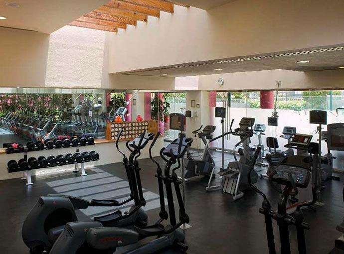 Gimnasio The Westin Resort and Spa Puerto Vallarta