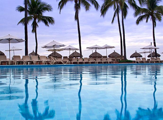 Piscina (s) Sheraton Buganvilias All Inclusive Beach Resort