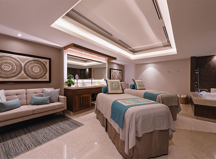 Spa Sheraton Buganvilias All Inclusive Beach Resort