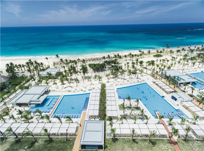 Todo incluido en el Resort Punta Cana - Hoteles Bahia