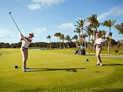 Golf Course Barcelo Bavaro Palace