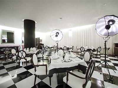 Restaurante La Dolce Vita Barcelo Bavaro Palace