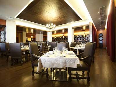 Restaurant (s) Barcelo Bavaro Palace