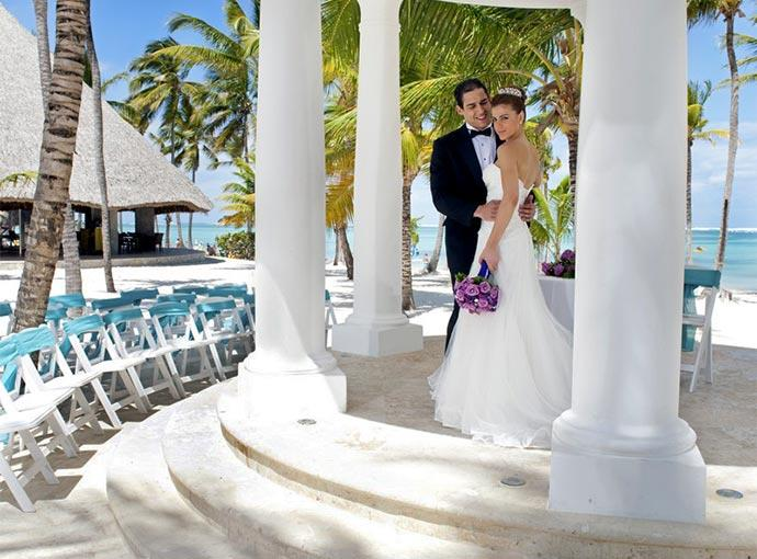 Facilidades Nupciales Barcelo Bavaro Beach Adults Only