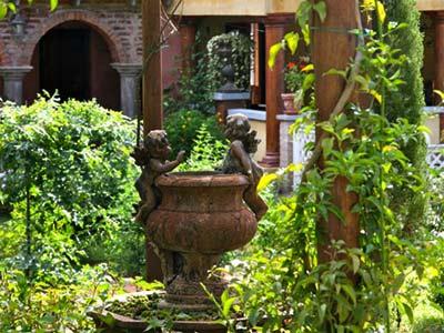 Villa toscana boutique hotel punta del este - Petit jardin maternal la plata amiens ...