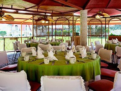 Holiday inn queretaro centro historico hotel in queretaro for Cafe el jardin centro historico