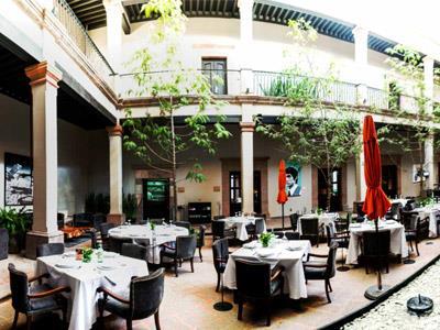Meson de santa rosa luxury hotel in queretaro mexico for Hotel luxury queretaro
