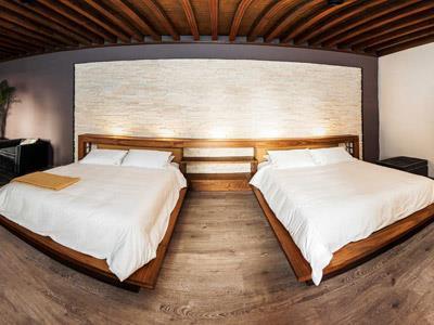 Mes n de santa rosa luxury hotel quer taro for Hotel luxury queretaro