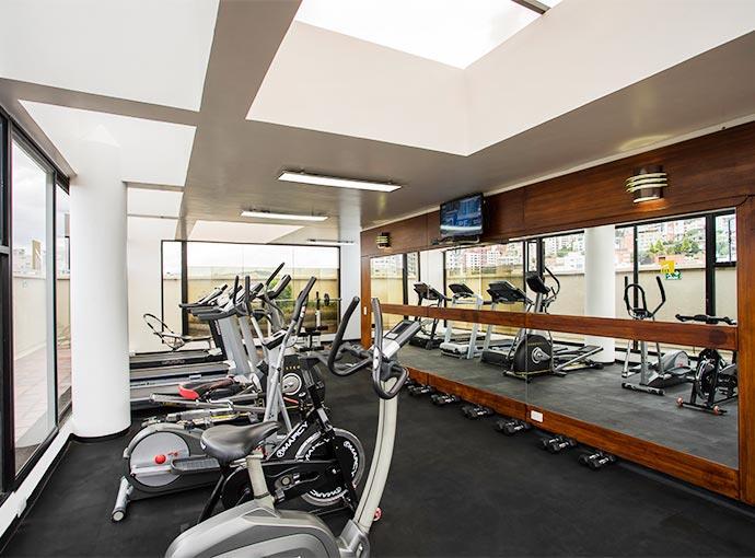 Fitness Center Akros by BlueBay