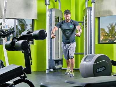 Fitness Center Occidental Nuevo Vallarta