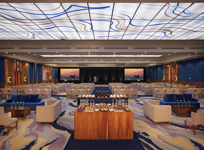 Salón (es) para Eventos Krystal Grand Nuevo Vallarta