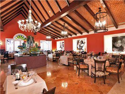 Restaurante Caribe Barceló Maya Palace