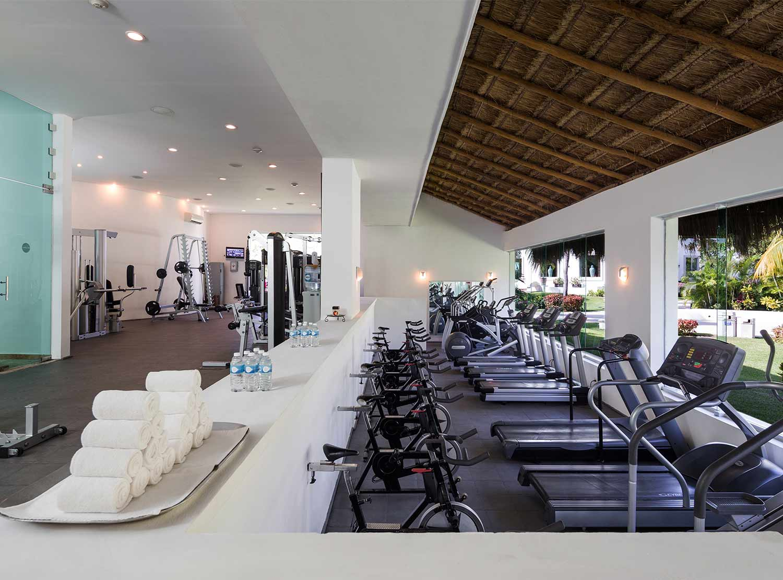 Fitness Center BlueBay Grand Esmeralda - All Inclusive