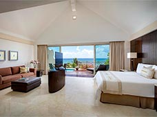Grand Class Suite Frente al Mar