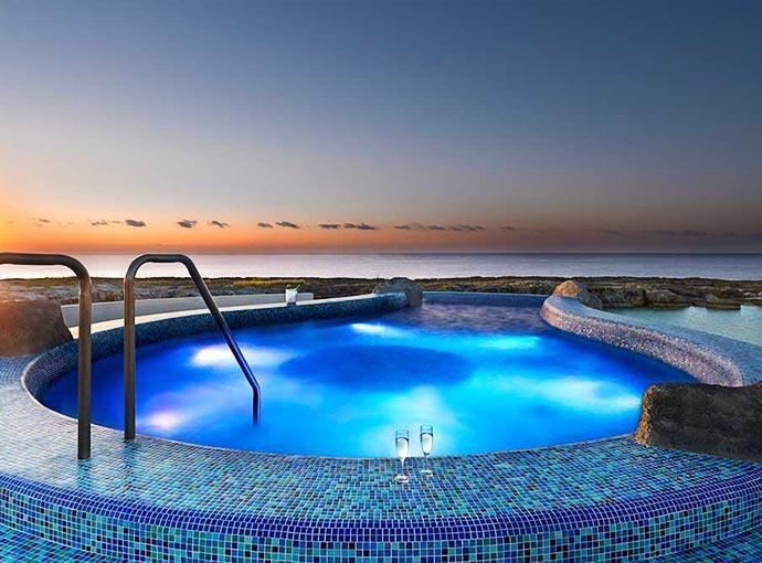 Jacuzzi Hard Rock Hotel Riviera Maya