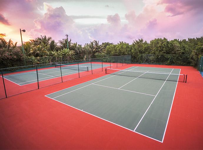 Cancha (s) de Tenis Oasis Tulum Lite