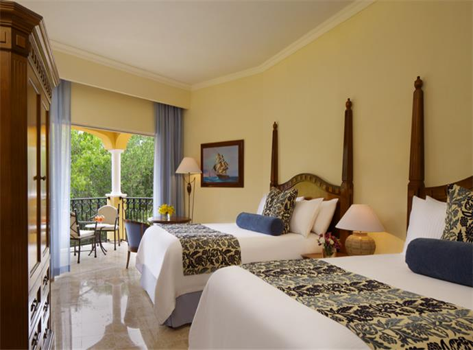 Preferred Club Deluxe Tropical View Double Beds