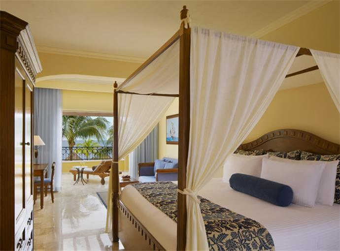 Preferred Club Junior Suite Frente al Mar King