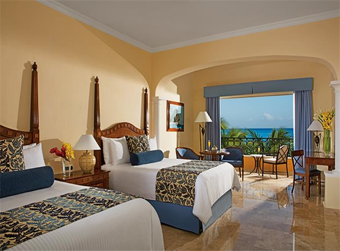 Preferred Club Jr Suite Frente al Mar Camas Matrim