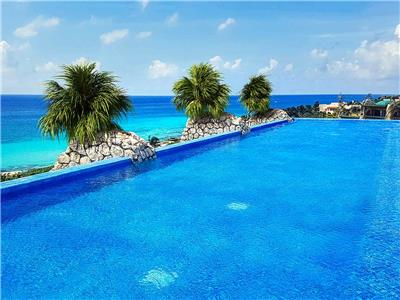 riv-maya-hotel-xcaret-mex-piscina Hotel Xcaret Mexico - All Parks and Tours / All Fun Inclusive