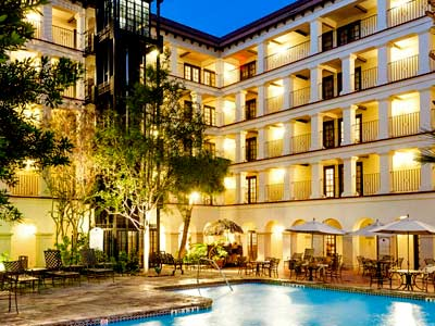 Doubletree By Hilton San Antonio Airport Hotel In Texas United States Booking