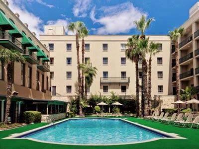 Menger Hotel Spa San Antonio